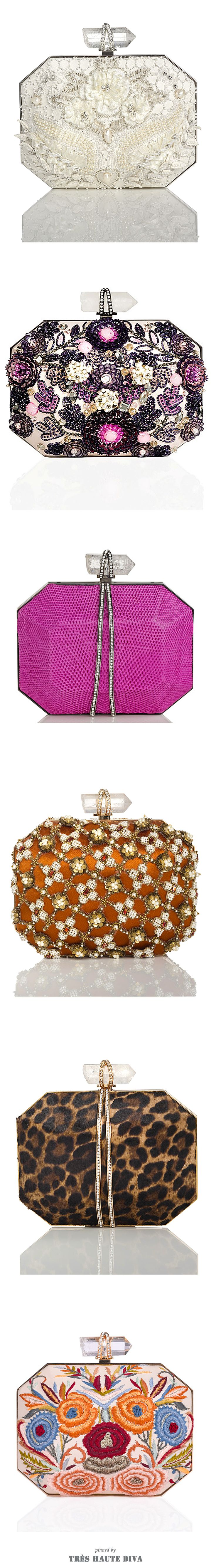 Marchesa ♔ Evening Clutches 2014-15