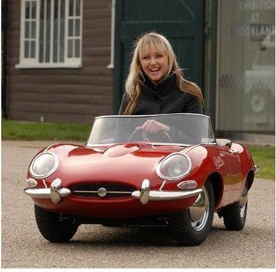 half size 110cc engine jaguar typekids carspedal
