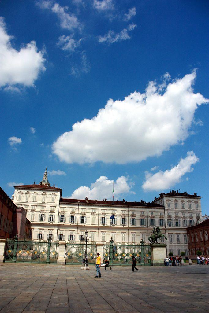 Palazzo Reale (Royal Palace),Turin, Piemonte, Italy