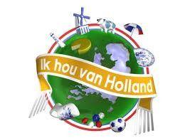 thema: Ik hou van Holland feestje