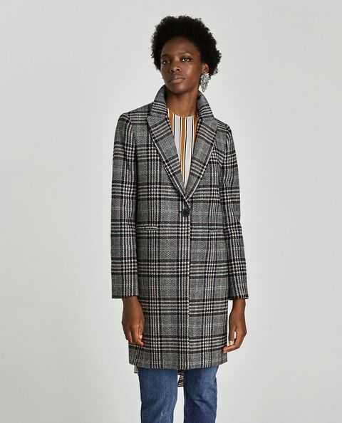Zara winter coats to keep you toasty during the cold weather