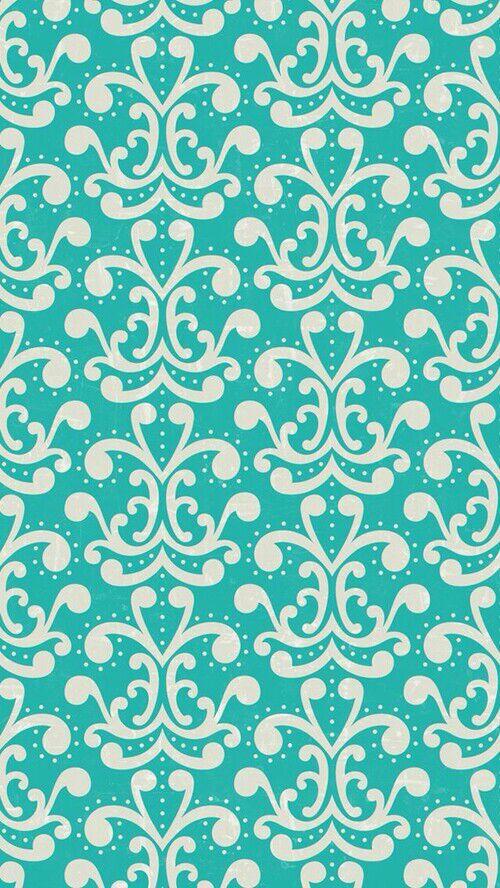 aqua flower dreamer wallpapercyan-#25