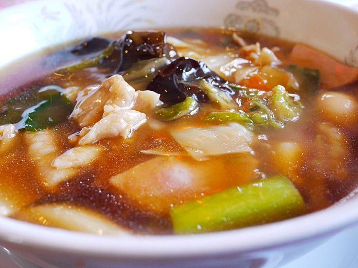 五目麺(西東京市・山城)