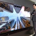 Samsung launches monstrous new 88 inch QLED TV