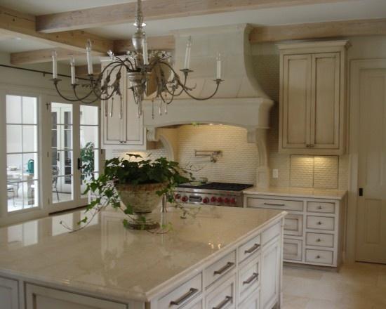 Home Decor Cabinets New Orleans Antique White Fleur De Lis Double