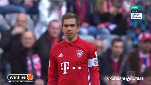 VIDEO Bayern Munich 3 - 0 Eintracht Frankfurt HIGHLIGHTS 11.03.2017