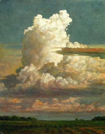 """""""Cloud Formations"""" by Ron Griswold"""