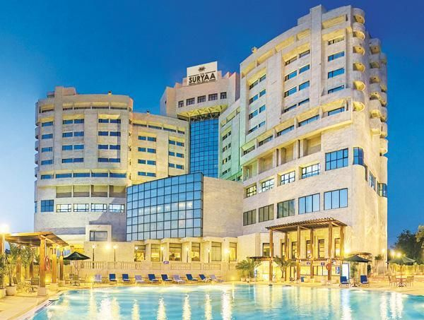 58% off on Last Minute Booking @ The Suryaa New Delhi.  ‪#‎LittleApp‬ ‪#‎LastMinute‬ ‪#‎Book‬&Go