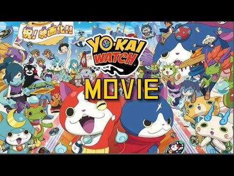 Pelicula de Yo-Kai Watch llegaría pronto a Disney XD Latinoamerica