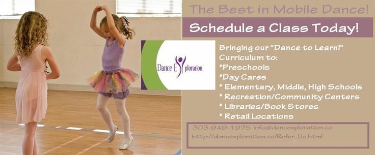 Best 50 marketing for dance studio images on pinterest dance schedule a dance exploration class malvernweather Gallery
