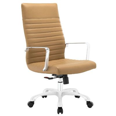 Modway Finesse High-Back Office Chair & Reviews | Wayfair