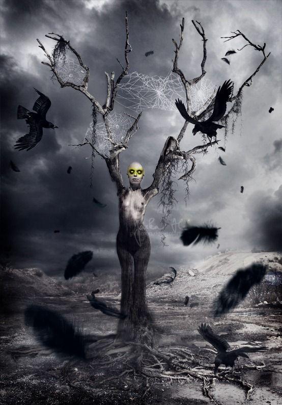 horror photography | Terrifying Horror Photo Manipulation | Photoshop Tutorials