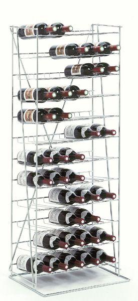 25 best armoire à vin - casier métallique bouteilles - cuisine