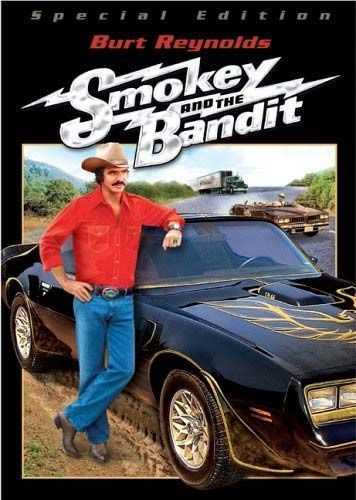 1978 Tran Am! Smokey and The Bandit  First Movie I saw Sally Fields in.
