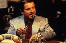 Joe Pesci in Casino- funniest mobster ever!