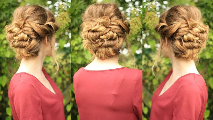 17 Best Ideas About Wedding Hairstyles On Pinterest: 17 Best Ideas About Soft Updo On Pinterest