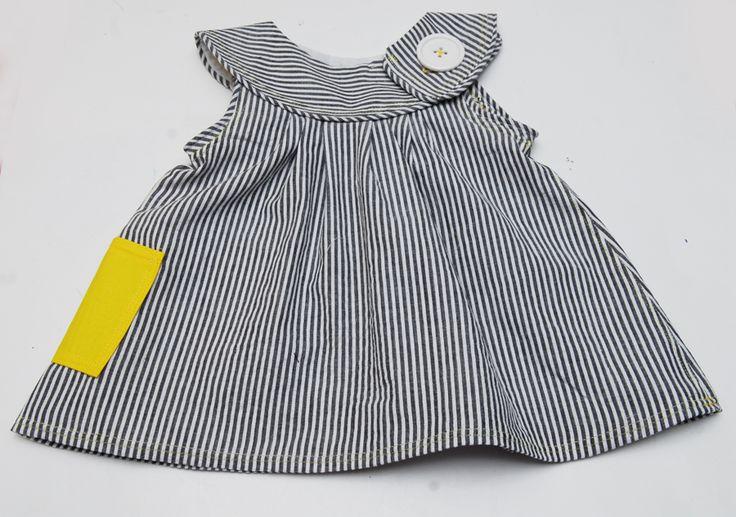 Black Bird Tunic Dress - Free Tutorial