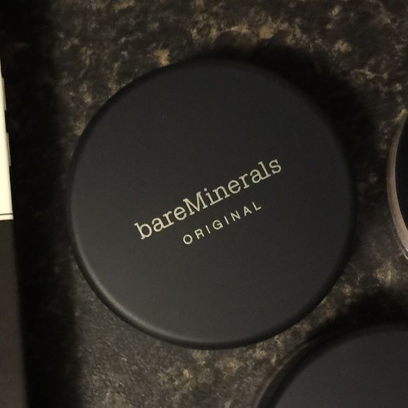 Bare Minerals Powder Foundation Fair Brand New This is sealed. I was receiving these through the subscription club, and I paid for several before I decided I didn't like wearing makeup. I've got 2 of these. If you would like to buy them both, I will give you a discount. bareMinerals Makeup Foundation