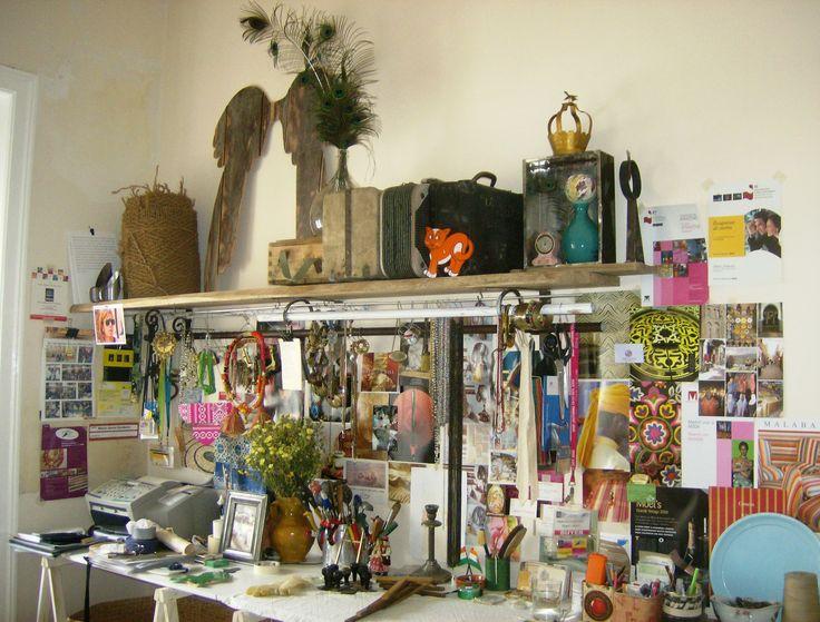 Jesus Cordeiro Studio # jewellery # art installation # assemblage # art textil # Portugal