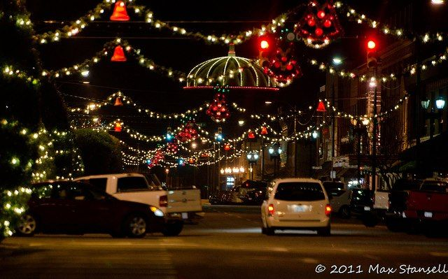 Old Fashioned Chirstmas Lights