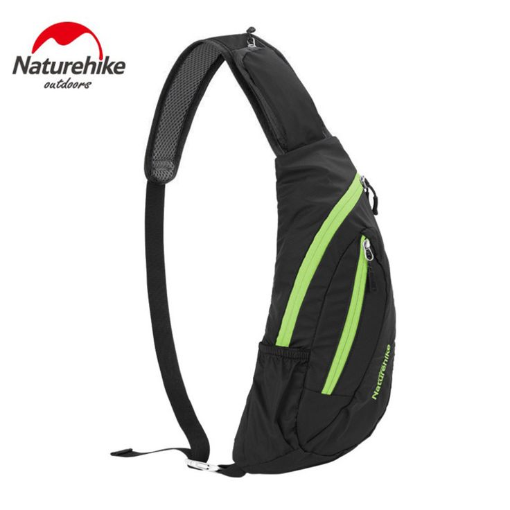 Naturehike Outdoor Men's shoulder bag Messenger bag leisure tourism fitness Sports bag Large capacity chest pack riding backpack