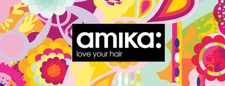 Mystika Omorfias - Beauty Chamber: Amika - Προϊόντα για να Αγαπήσετε τα Μαλλιά σας