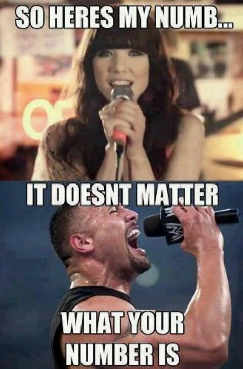 """The Rock """"It doesn't matter what your number is..."""" #Dwayne Johnson"""