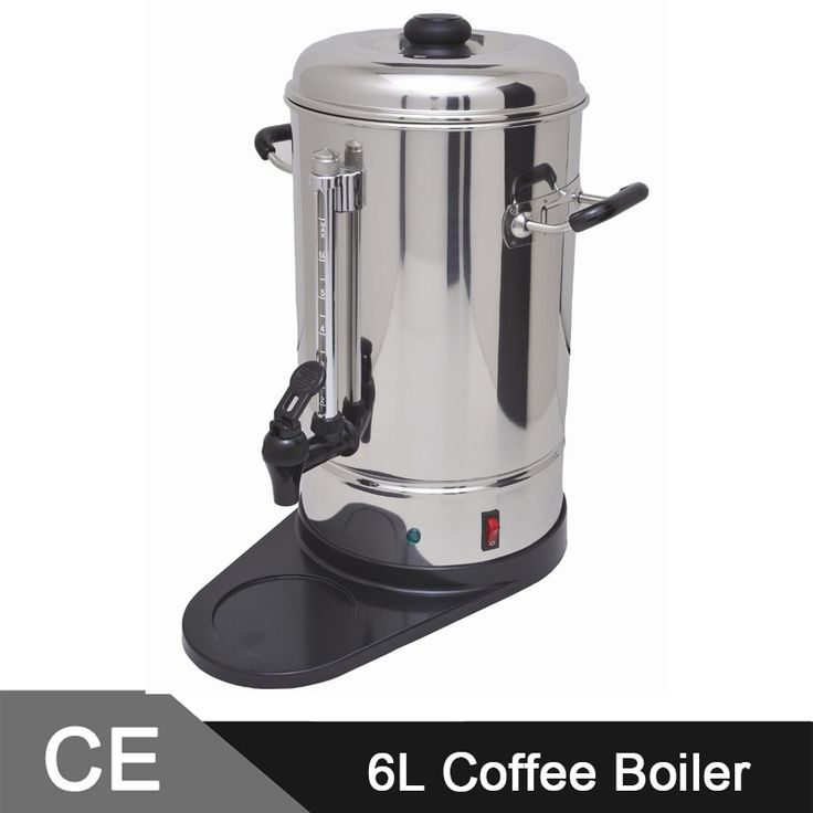 Find More Coffee Makers Information about 6Liters Stainless Steel Commercial Coffee Percolator Coffee Boiler Coffee Maker ,High Quality maker button,China makers mark Suppliers, Cheap maker donut from Guangzhou Sanyue Food Machinery Co.,Ltd on Aliexpress.com
