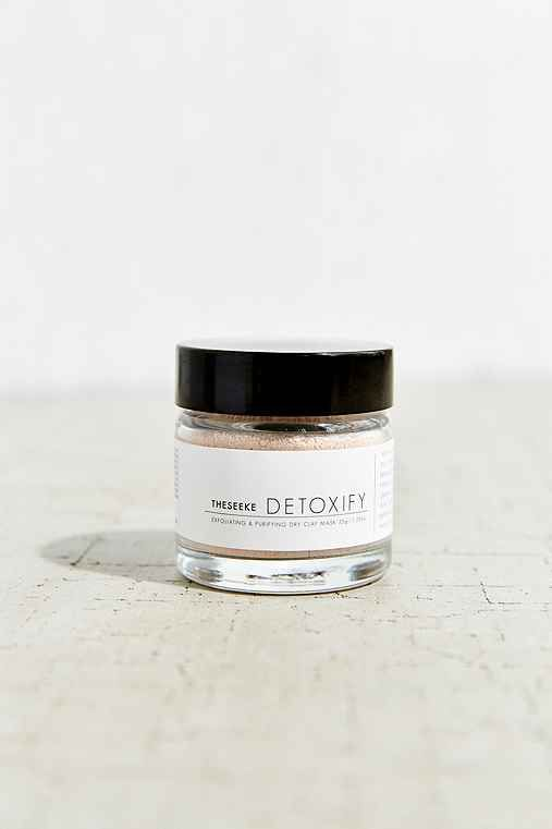 Theseeke Detoxify Dry Clay Mask - Urban Outfitters