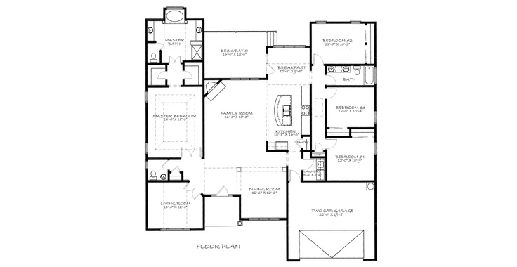 17 Best Images About Our Dream Floor Plans On Pinterest