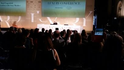 The Conference! #CNILux #CNILuxury