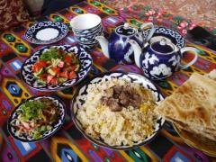 Uzbecká kuchyňa – symbol národnej hrdosti - Dobrodruh.sk – stačí len vyraziť – cestovanie, cestopisy
