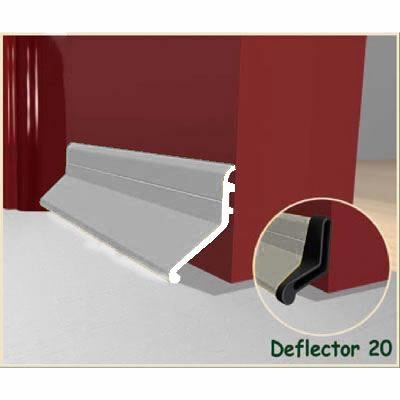 Exitex Slimline Rain Deflector and Drip Weather Bar - 914mm - Mill Aluminium | Ironmongery Direct  sc 1 st  Pinterest : rain door - pezcame.com