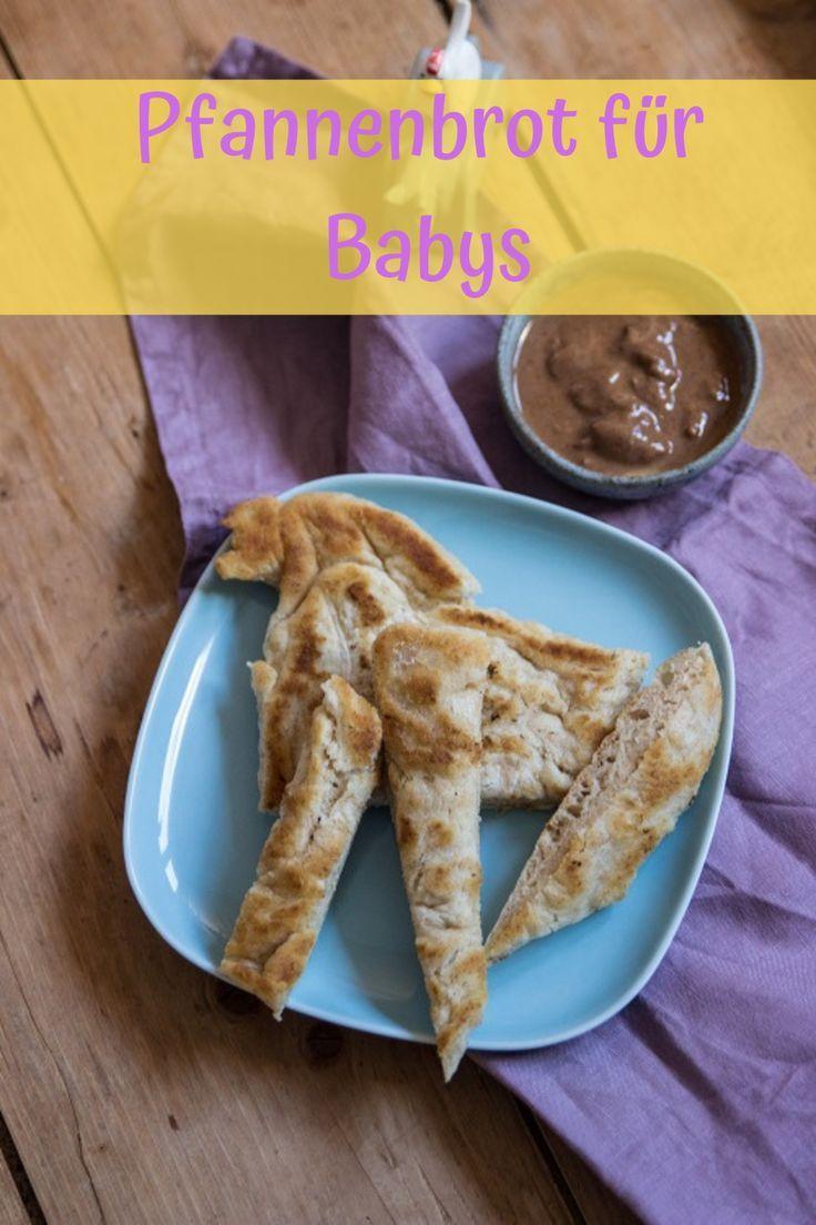 Baby 6 Monate Brot
