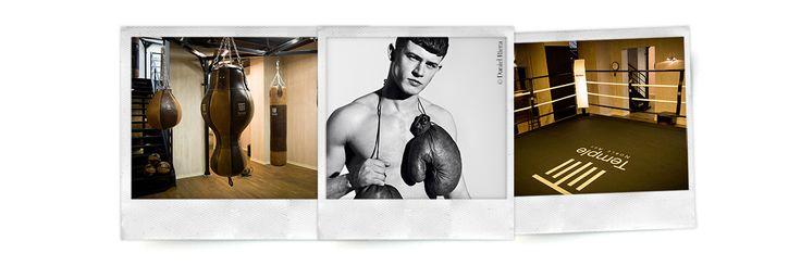 C'est dans le club de boxe le plus chic de la capitale, le Temple Noble Art, que colette propose son cours de boxe. Soit une heure de training à haut voltage et d'uppercuts bien ajustés, qui promettent de se forger un corps d'acier.