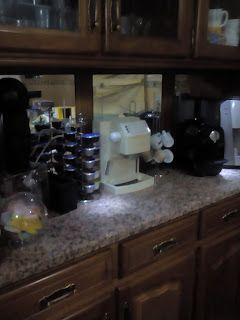 Um café em casa!
