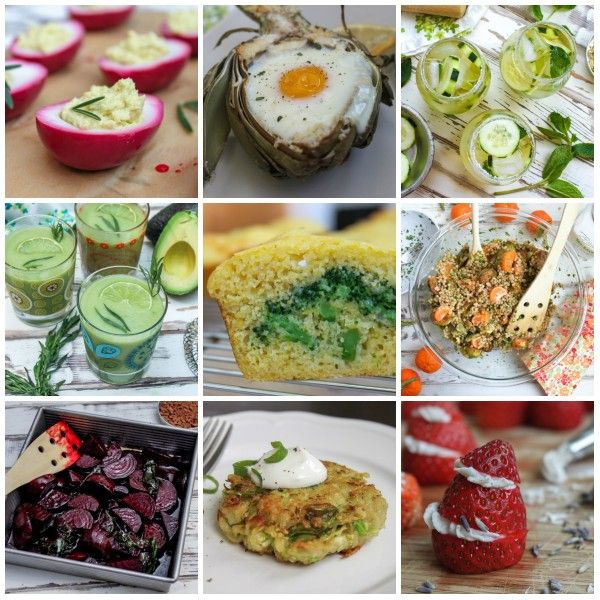 9 Simple Vegetarian Recipes for the Perfect Easter Brunch