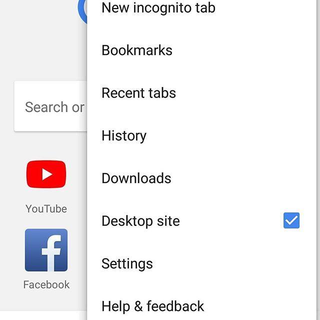 Setting browser Di smartphone Anda dengan tampilannya desktop sehingga menu situs atau YouTube bisa tampil seperti tampilan komputer laptop. Dengan Cara ini tutorial yg disajikan least laptop bisa Anda ikuti di smartphone phone.