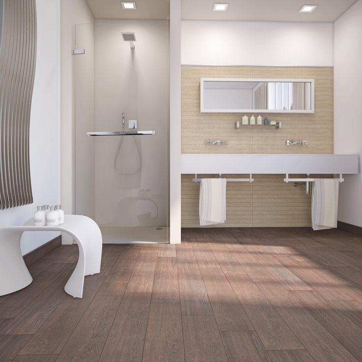 Le ceramiche Casalgrande Padana negli ambienti più intimi e ricercati, dove #benessere e #relax si incontrano. #bathroom #architecture #ceramics