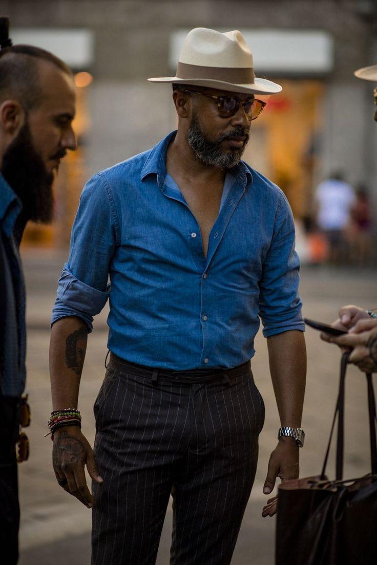 Milan Men's Fashion Week SS18: the strongest street style Makgoshi