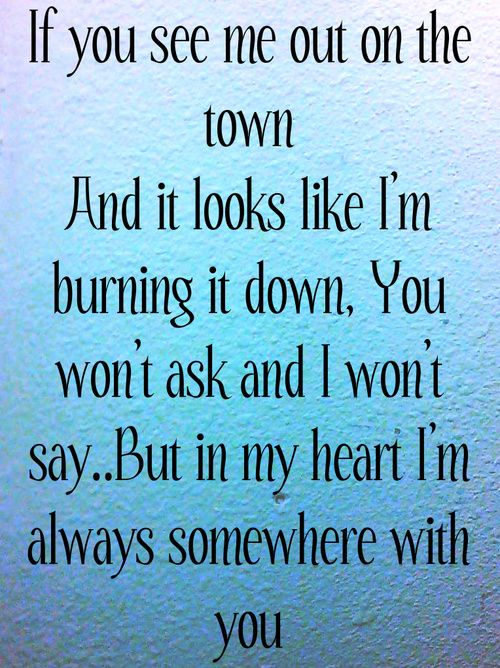Somewhere with you- Kenny