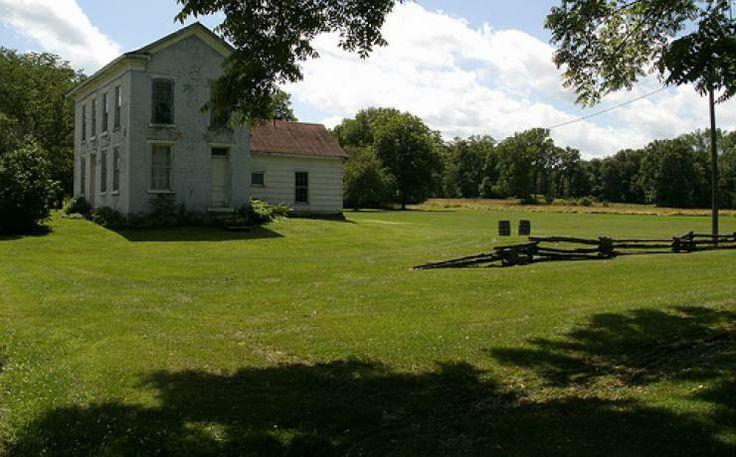 Battle of Athens State Historic Site | Revere, Missouri