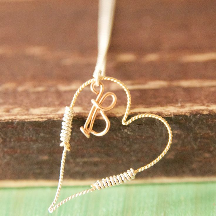 Custom Love Jewelry Handmade by BareandMe on Etsy by BareandMe, $38.00