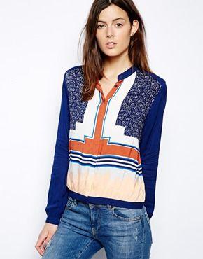 Levi's skjorte, str. L, fra www.asos.com, 587 kr.