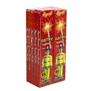 10 cm Emerald Sparklers, Buy Diwali Crackers from Ayyan Fireworks Exclusive Online store in Bangalore. Free Shipping directly from Sivakasi Factory. Logon to AyyanOnline.com  http://www.ayyanonline.com/dazzling-light/sparklers/9cm-electric-sparklers