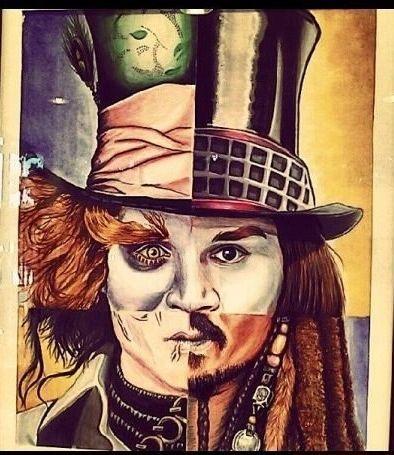 73 best Jonny Depp images on Pinterest | Here's johnny ...
