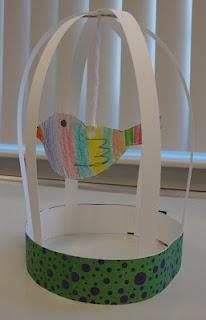Bird Cage Sculptures