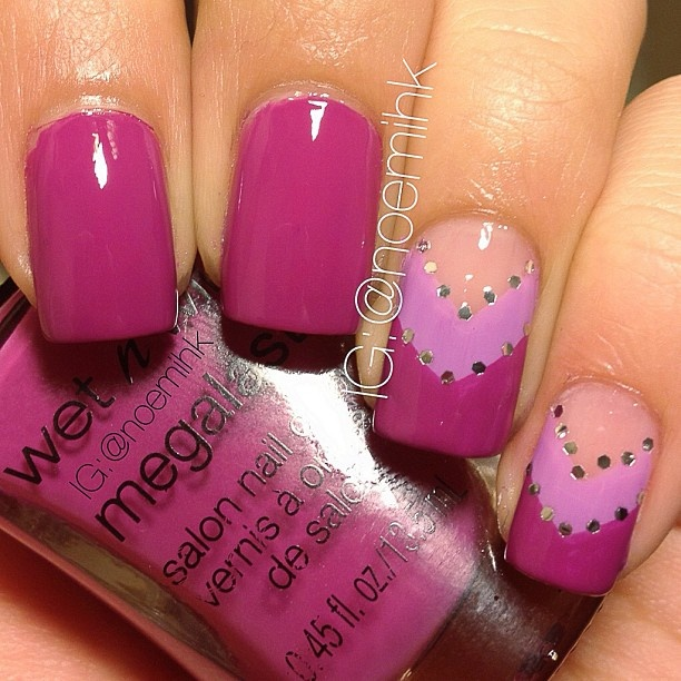 379 best :::Accent Nail Art::: images on Pinterest | Accent nails ...