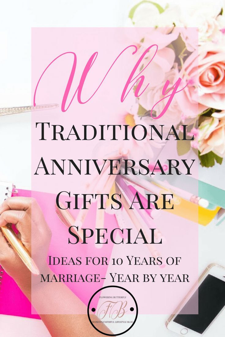 Traditional Anniversary Gift Ideas Wedding