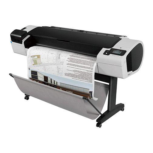 Hp Designjet T1300 Color Plotter Printer Inkjet Software Update